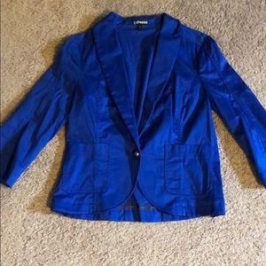 Women's blazer.